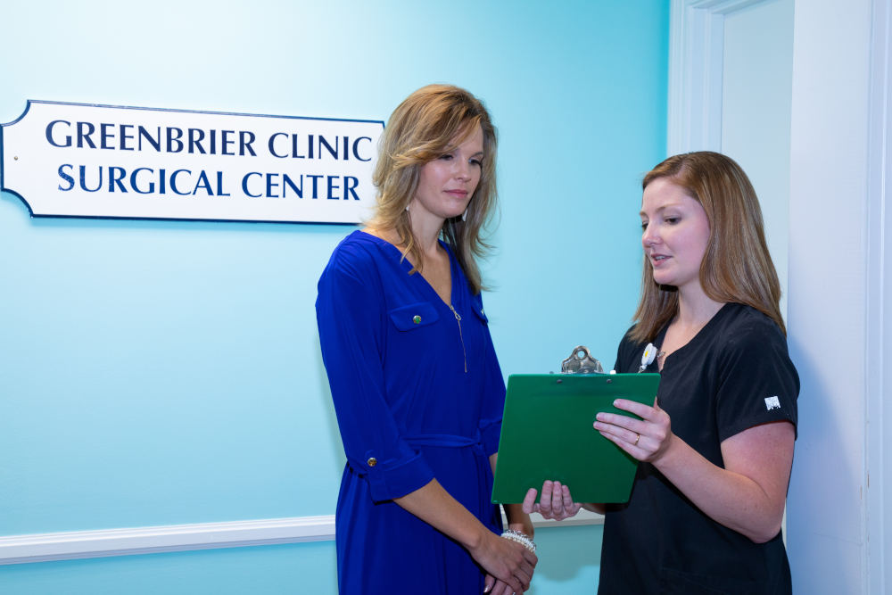Greenbrier Wv Health Clinic Ambulatory Surgery Center